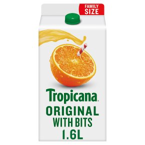 Tropicana Orange with Juicy Bits