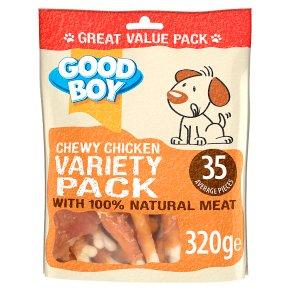 Good Boy Variety Pack Chicken