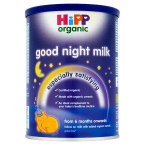Hipp organic good night milk