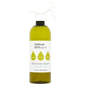 Waitrose ECOlogical Bathroom Cleaner