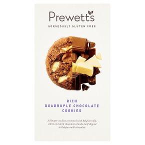 Prewetts Quadruple Chocolate Cookies
