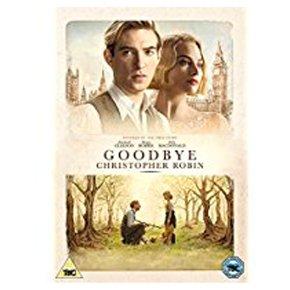 DVD Goodbye Christopher Robin