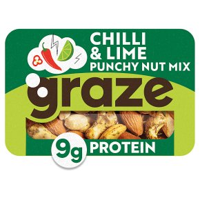 Graze Punchy Protein Nuts