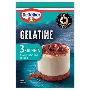 Dr. Oetker Gelatine Sachets