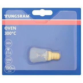 Tungsram Light Bulb Oven 25W E14 SES