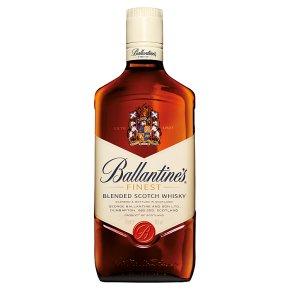 ballantines finest blended scotch whisky waitrose