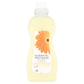 essential Waitrose Fabric Conditioner Summer 50 washes