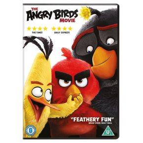 DVD The Angry Birds Movie