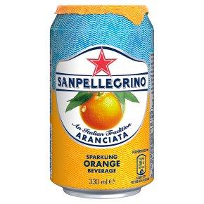 Sanpellegrino aranciata