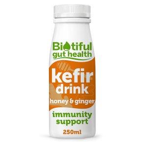 Bio-tiful Honey & Ginger Kefir Smoothie
