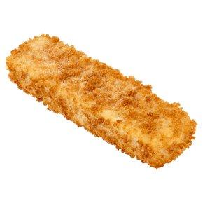 Freshly Breaded Jumbo Cod Fingers