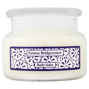 Emma Bridgewater Sea Blue Bath Salt