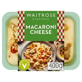Waitrose Italian Macaroni Cheese with Cauliflower & Squash