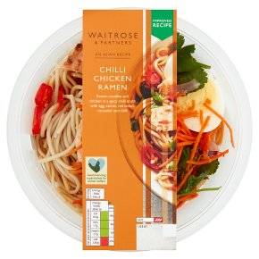Waitrose Asian Fusion Chilli Chicken Ramen