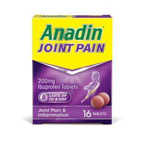 Anadin Joint Pain Tablets 16 Pack