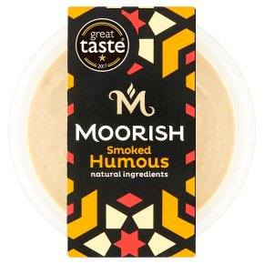 Moorish Original Delicious Smoked Humous