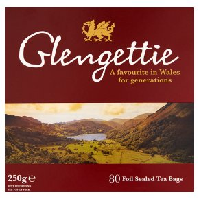 Glengettie 80 tea bags