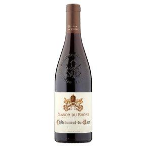 Blason du Rhône, Châteauneuf-du-Pape, French, Red Wine