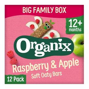 Organix Goodies Raspberry & Apple