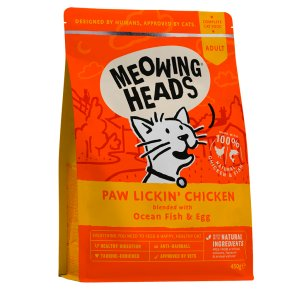 Meowing Heads Chicken