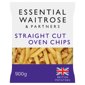 essential Waitrose Straight Cut Oven Chips