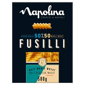 Napolina 50/50 Fusilli Pasta