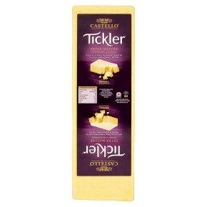 Waitrose tickler extra mature cheddar