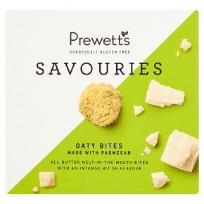 Prewetts Savouries Oaty Bites Parmesan