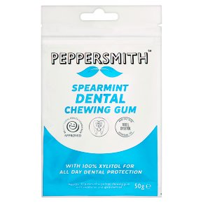 Peppersmith Dental Spearmint Gum