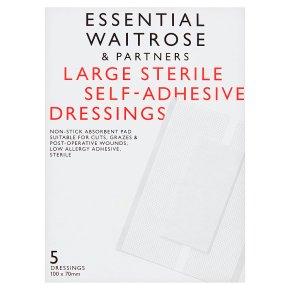 essential Waitrose Large Dressing