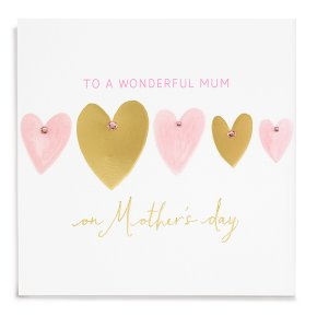 Janie Wilson To a Wonderful Mum on Mother's Day