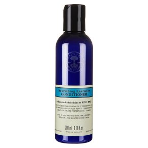 Neal's Yard lavender conditioner