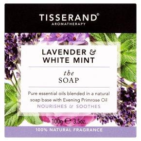 Tisserand Lavender & White Mint Soap