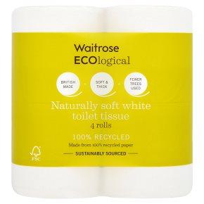 Waitrose ECOlogical Toilet Tissue