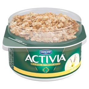 Activia breakfast pot vanilla yogurt