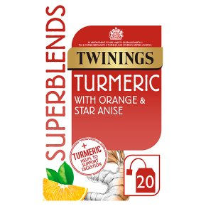 Twinings Superblends Turmeric 20s