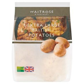 Waitrose Extra Large Potatoes