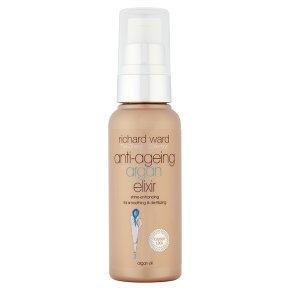 Richard Ward argan antiageing elixir