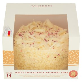 Waitrose recipes cakes