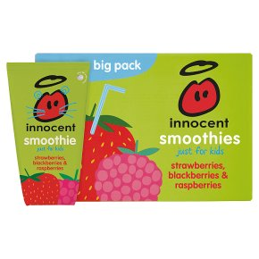 Innocent Smoothies Just for Kids Berries