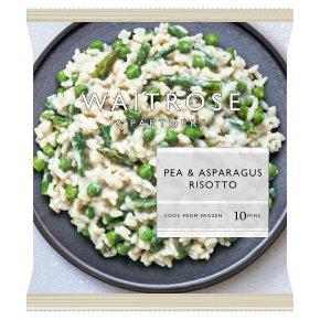 Waitrose Pea & Asparagus Risotto
