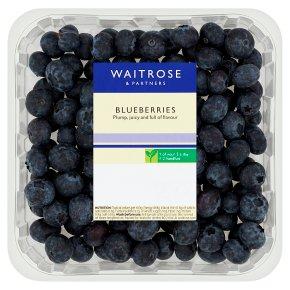 Waitrose Aromatic Blueberries