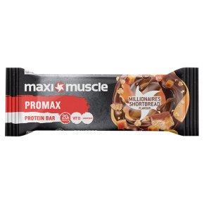 Maxi Muscle Promax Shortbread Bar