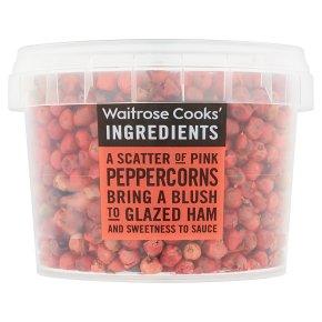 Waitrose Cooks' Ingredients pink peppercorns