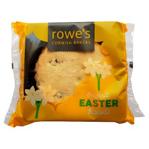 Rowe's Easter Biscuits