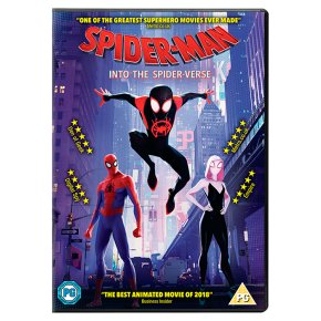 UCA Spiderman into the Spiderverse