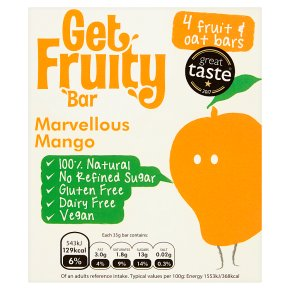 Get Fruity Mango Oat Bars