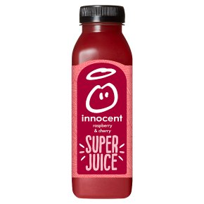innocent super juice raspberry