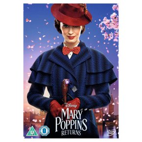 UCA Mary Poppins Returns DVD