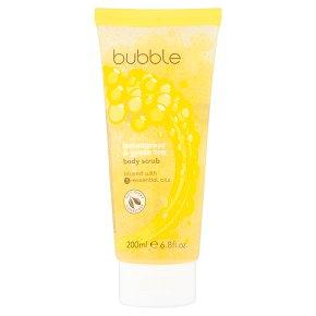 Bubble T Lemongrass Body Scrub